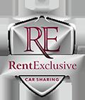 Rent Exclusive – Noleggio breve e lungo termine Logo